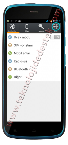 General Mobile Discovery USB Hata Ayiklama (3)