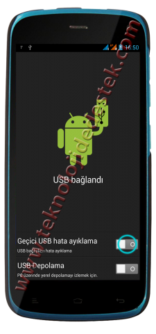 General Mobile Discovery USB Hata Ayiklama (6)