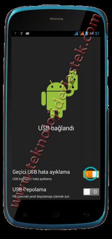 General Mobile Discovery USB Hata Ayiklama (8)