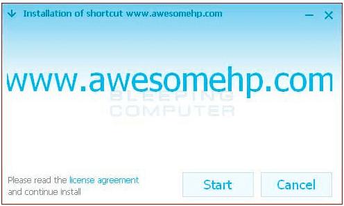 Awesomehp.com Anasayfa Sorunu Çözüm