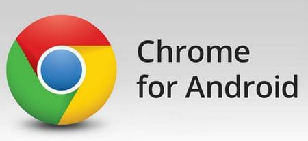 Android için Chrome
