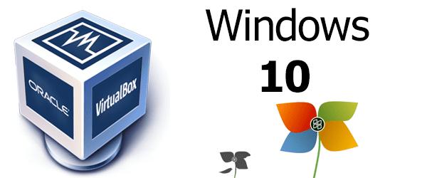 VirtualBox ile Windows 10 Kurulumu