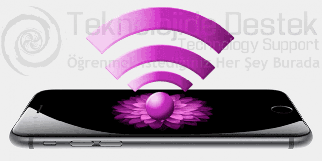 iPhone 6 Hotspot , iPhone 6 Modem Olarak Kullanmak, iPhone 6 USB Modem, iPhone 6,
