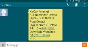 5875, 5875 Sahte SMS, 5875 ten Gelen Mesaj, 5875 ten Gelen SMS, Download Wasabee, Sahte SMS, Ücretsiz SMS, Wasabee, 5875 Numarasından Gelen Mesaj,