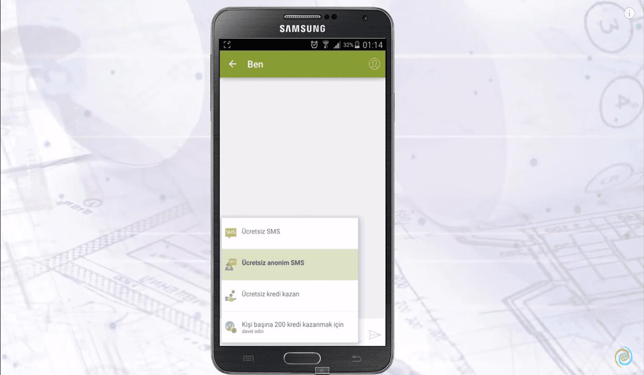 5875'ten Gelen Sahte Mesaj Wasabee Free SMS