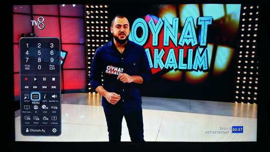 Smart TV Kablosuz Baglanti Ayarlari 1