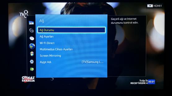 Smart TV Kablosuz Baglanti Ayarlari 10