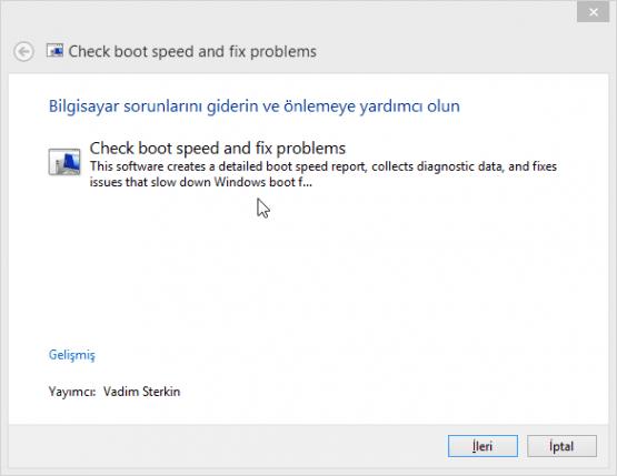 Windows 8 de SSD Birlestirme Nasil Kapatilir 06