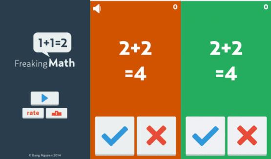 5 Freaking Math