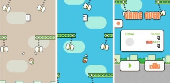6 Swing Copters