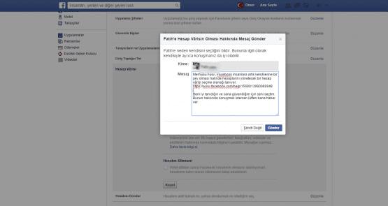 Facebook Hesap Varisi Nasil Ayarlanir 02
