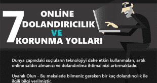 Dolandırıcılıktan Korunmak, Online Dolandırıcılık, Online Virüs, Virüslerden Nasıl Korunulur