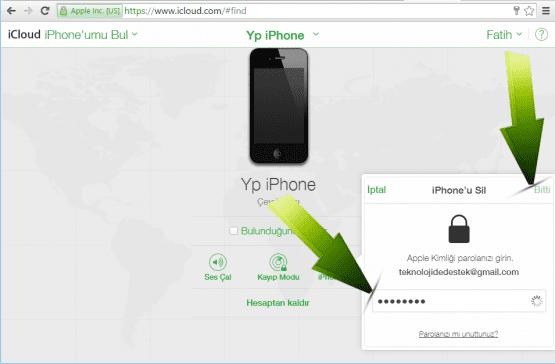 iPhone umu Bul Nasil Kapatilir 09