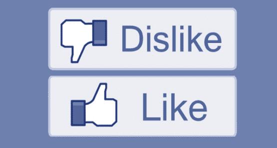 Facebooka Begenmeme Dislike Tusu Geliyor