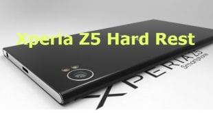 Sony Xperia Z5 Hard Reset, Sony Xperia Z5 Hard Format, Sony Xperia Z5 Sıfırlama, Sony Xperia Z5 Fabrika Ayarları, Sony Xperia Z5 Format Atma, Xperia Z5,