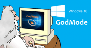 windows 10 godmode, tindows 10 tanrı modu, windows 10 control panel shortcuts, windows 10 kontrol panel kısayolu,