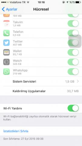 iPhone Wi-Fi Assist, iPhone Wi-Fi Yardımı, Wi-Fi Assist Kapatma, Wi-Fi Assist Nasıl Kapatılır, Wi-Fi Assist Fatura Sorunu, Wi-Fi Assist Yüksek Fatura,
