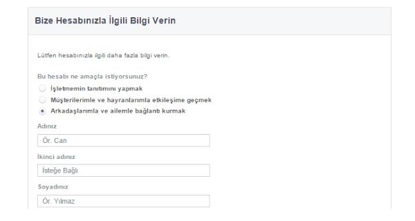 Facebook Sayfasını Proile Dönüştürürüm, Facebook, Profil, Sayfa, Facebook Sayfasını Profil Yapmak,