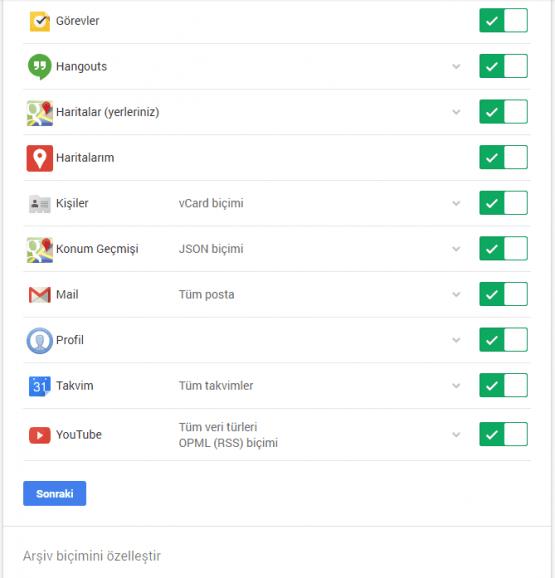 Gmail Nasıl Yedeklenir, Gmail Yedekleme, Gmail Yedekleme Programı, Google Drive Yedekleme,
