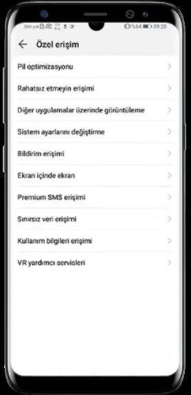 Android 9 Dört Haneli Numaralara SMS Gönderme Sorunu Çözümü