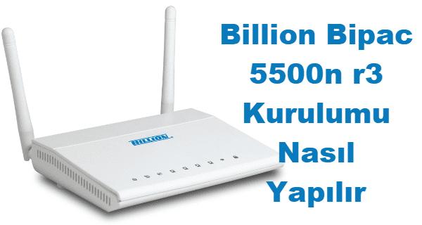 billion modem müşteri hizmetleri, billion bipac 5500n r3 kurulumu, billion modem şifresi, billion 5500n r3 kurulumu, billion bipac 5500n r3 modem kurulumu,