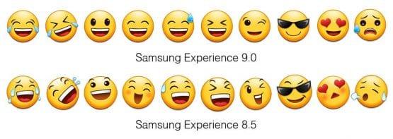 samsung emoji 2018, samsung emoji android oreo, Android Oreo Emoji, samsung emojileri,