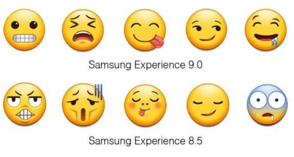 samsung emoji 2018, samsung emoji android oreo, Android Oreo Emoji, samsung emojileri, Yeni Samsung Emojileri,
