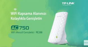 tp link ac750 wifi menzil genişletici