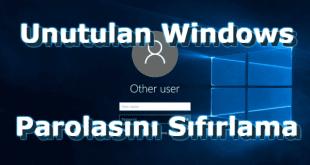 windows parolasını sıfırlama, admin sifresi nasil kirilir, administrator şifresi kaldırma, windows 10 parola kaldırma, windows 7 parola kaldırma, windows 10 parola kırma, bilgisayar şifresini unuttum, bilgisayar şifre kaldırma,