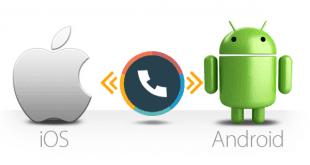 iPhone ve Android Arasında Rehber Nasıl Aktarılır