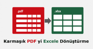 pdf excel çevirme, pdf excel dönüştürücü, pdf yi excele çevirme, pdf dosyasını excele çevirme, pdf den excele çevirme, Able2Extract Pro indir, karmaşık pdf yi excele dönüştürme