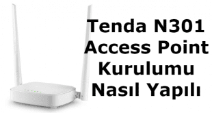 tenda modem kurulumu, tenda n301 kurulum türkçe, tenda access point kurulumu, tenda n301 access point kurulumu,