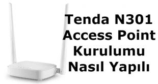 tenda modem kurulumu, tenda n301 kurulum türkçe, tenda access point kurulumu, tenda n301 access point kurulumu,