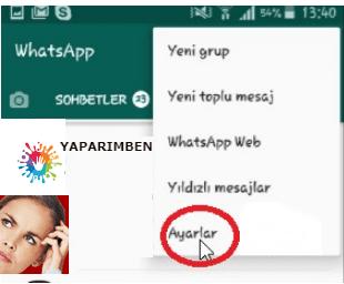 WhatsApp Durumuma Bakanlar Kim