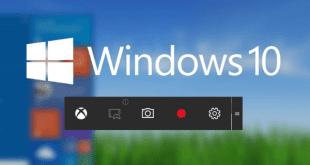 windows 10 ekran videosu çekme, windows 10 video çekme programı, windows 10 ekran videosu kaydetme, ekran görüntüsü alma windows 10, windows için en iyi ekran kaydedici,