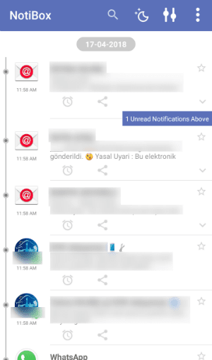 android bildirimlerini kaydetme,android bildirimlerini yedekleme, silinenandroid bildirimlerini geri alma, silinen bildirimleri kurtarma,