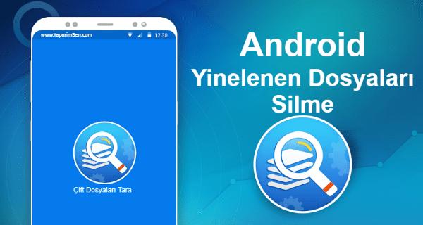 android yinelenen dosyaları silme, android çift fotoğrafları bulma, android şift dosyaları buma, android çift dosyaları silme, duplicate media remover nasıl kullanılır,