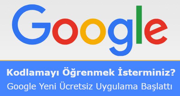 google ile ücretsiz kodlama öğrenmek, ücretsiz kodlama öğrenmek, google grasshopper, grasshopper indir
