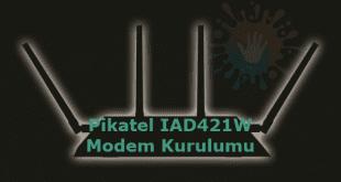 pikatel IAD 421 w modem kurulumu, pikatel iad 421 w modem ayarları, pikatel iad 421 w kurulumu, pikatel iad 421 w modem sifresi, pikatel iad421w modem kurulumu,
