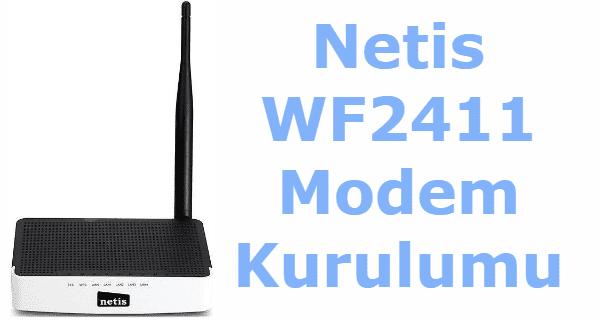 netis wf2411 modem kurulumu, netis wf2411 şifre değiştirme, netis wf2411 kurulumu, netis kurulum, netis wf2411 kurulum,