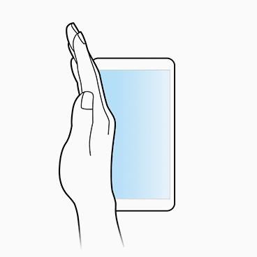 Hareket ve Tuşlarla Android Telefonlarda Ekran Görüntüsü Alma