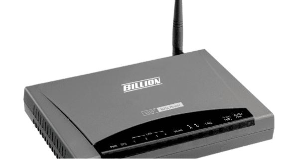 billion bipac 7404v modem kurulumu