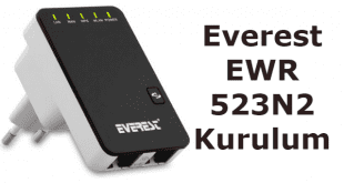 everest ewr-523n2 kurulum, repeater everest ewr-523n2, repeater kullanımı, everest ewr-523n2 v2,