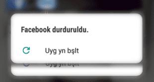 facebook durduruldu hatası, facebook durduruldu, facebook durduruldu hatası çözümü, android facebook durduruldu,