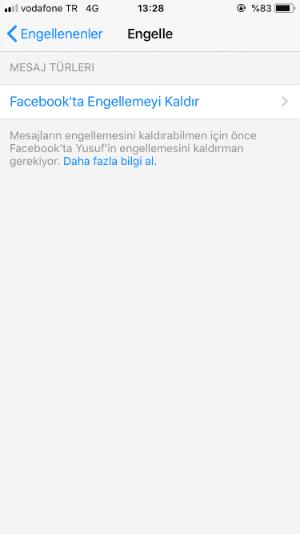 Facebook Messenger'da Bir Kişiyi Engelleme:Birisinin sonu gelmeyen mesajlarını almaktan bıktınız mı? Engelleyelim kafanız rahat etsin.