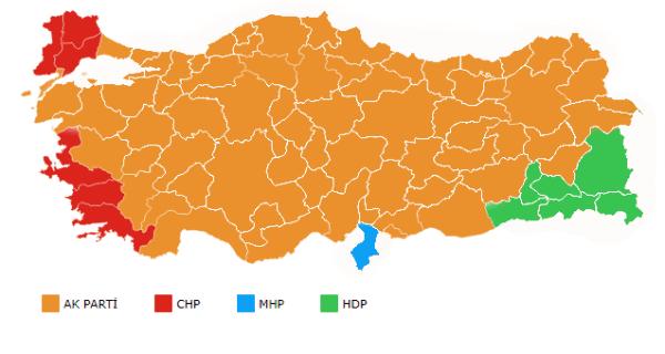 24 Haziran milletvekilliği ve cumhurbaşkanlığı seçim sonuçları, 24 haziran seçim sonuçları, canlı seçim sonuçları,