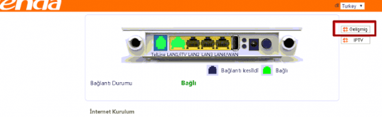 tenda d301 modemde port açma nasıl yapılır