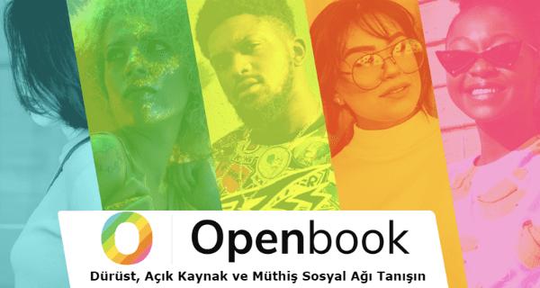 openbook nedir, openbook sosyal ağ sitesi, openbook açık kaynak,