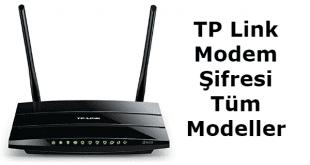 TP link modem şifresi, tp link modem arayüz, tp link şifre değiştirme, tp link şifre,.