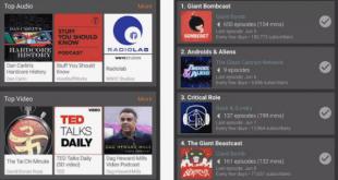 en iyi podcast, android podcast uygulaması, en iyi podcast uygulaması, android için en iyi podcast uygulamaları,